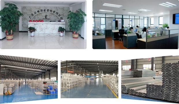 Aluminum lighting truss system supplier