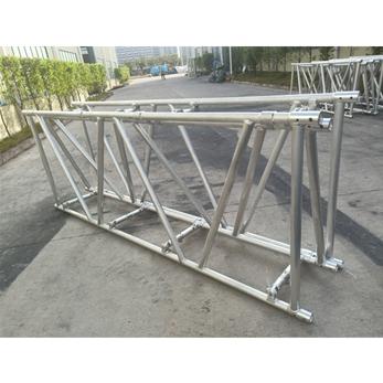 Aluminum Spigot Folding Truss 400mm x 600mm heavy duty lighting truss